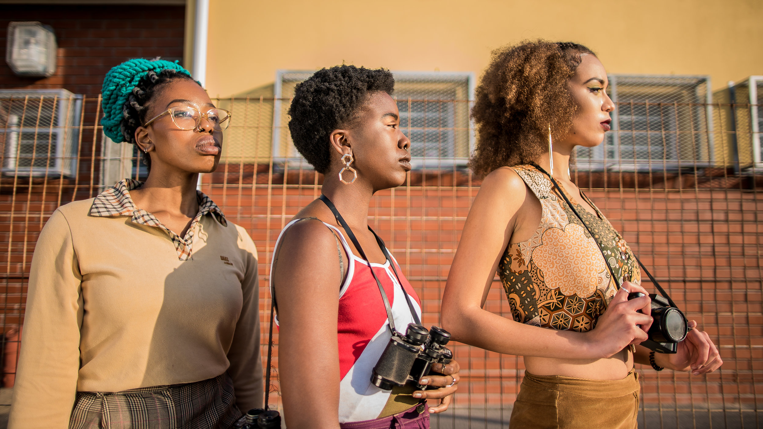 'The Foxy Five' is a Radical Web Series About Intersectional Feminism