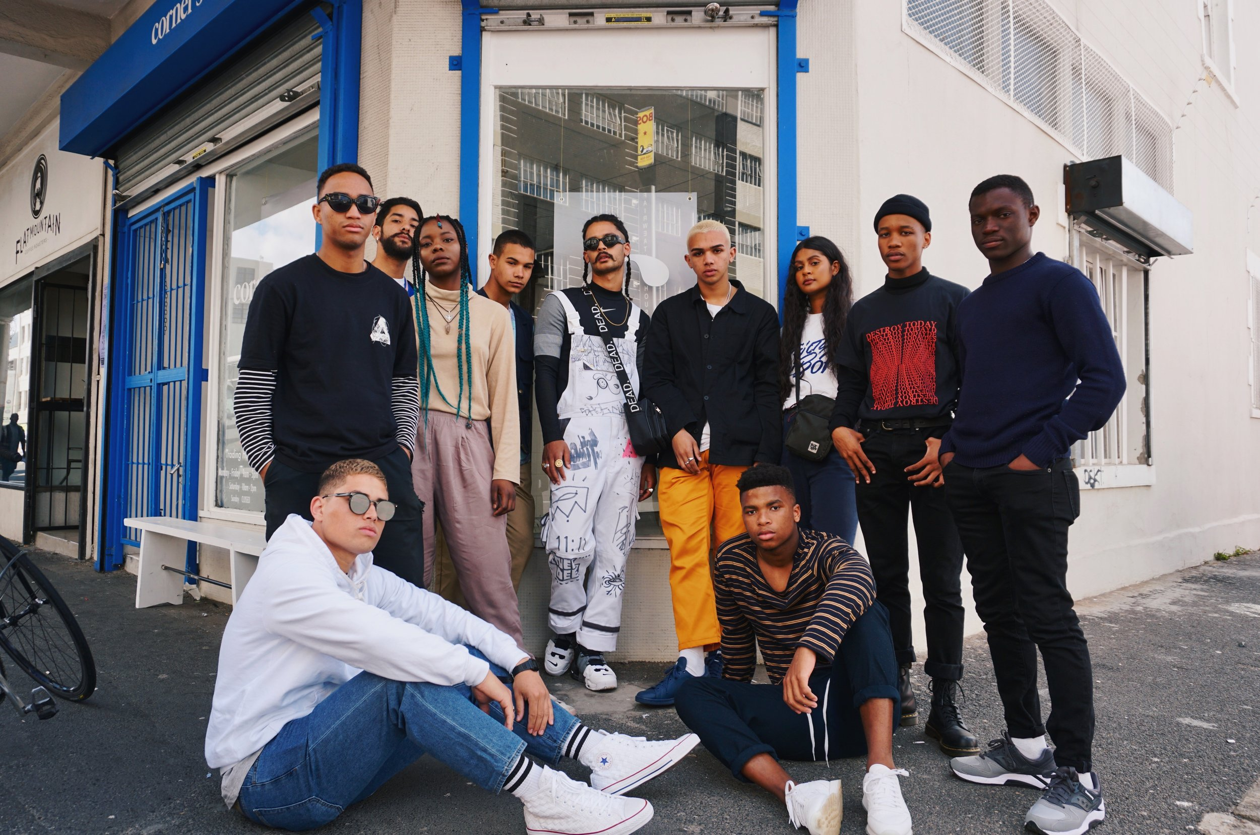 Artist Imraan Christian & His Crew Show Us The Best of Cape Town