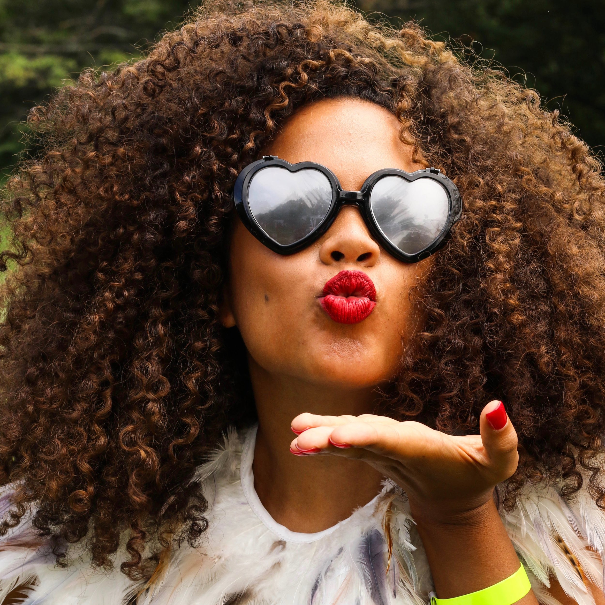 25 Natural Hairstyles from Curlfest to Try Now