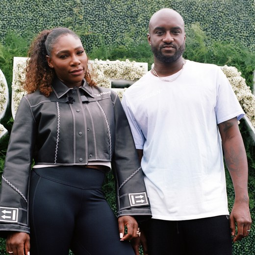 Serena Williams and Virgil Abloh Are Tired of People Putting Them in Boxes
