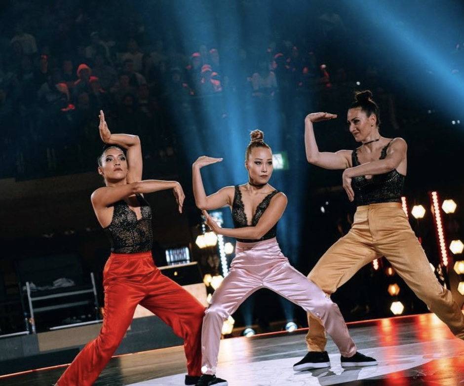 Femme Fatale Is Calling for More Diverse Fashions for Female Street Dancers
