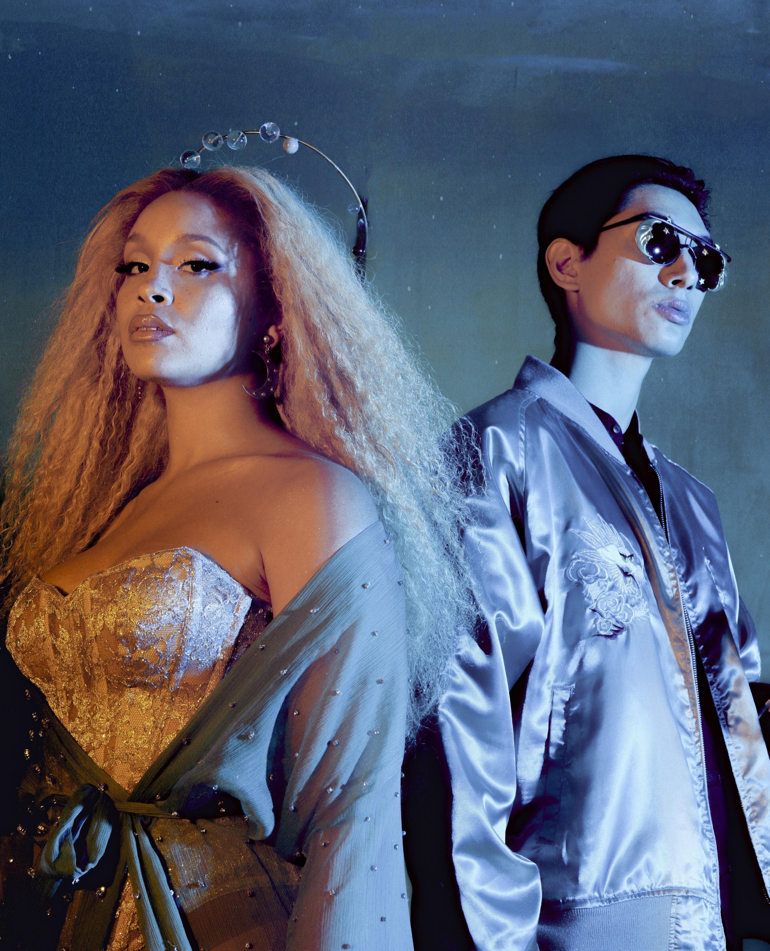 Lion Babe Says Their New Album Is 'Futuristic Nostalgia'