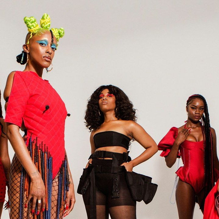 What It Means to Be a Black Fashion Designer
