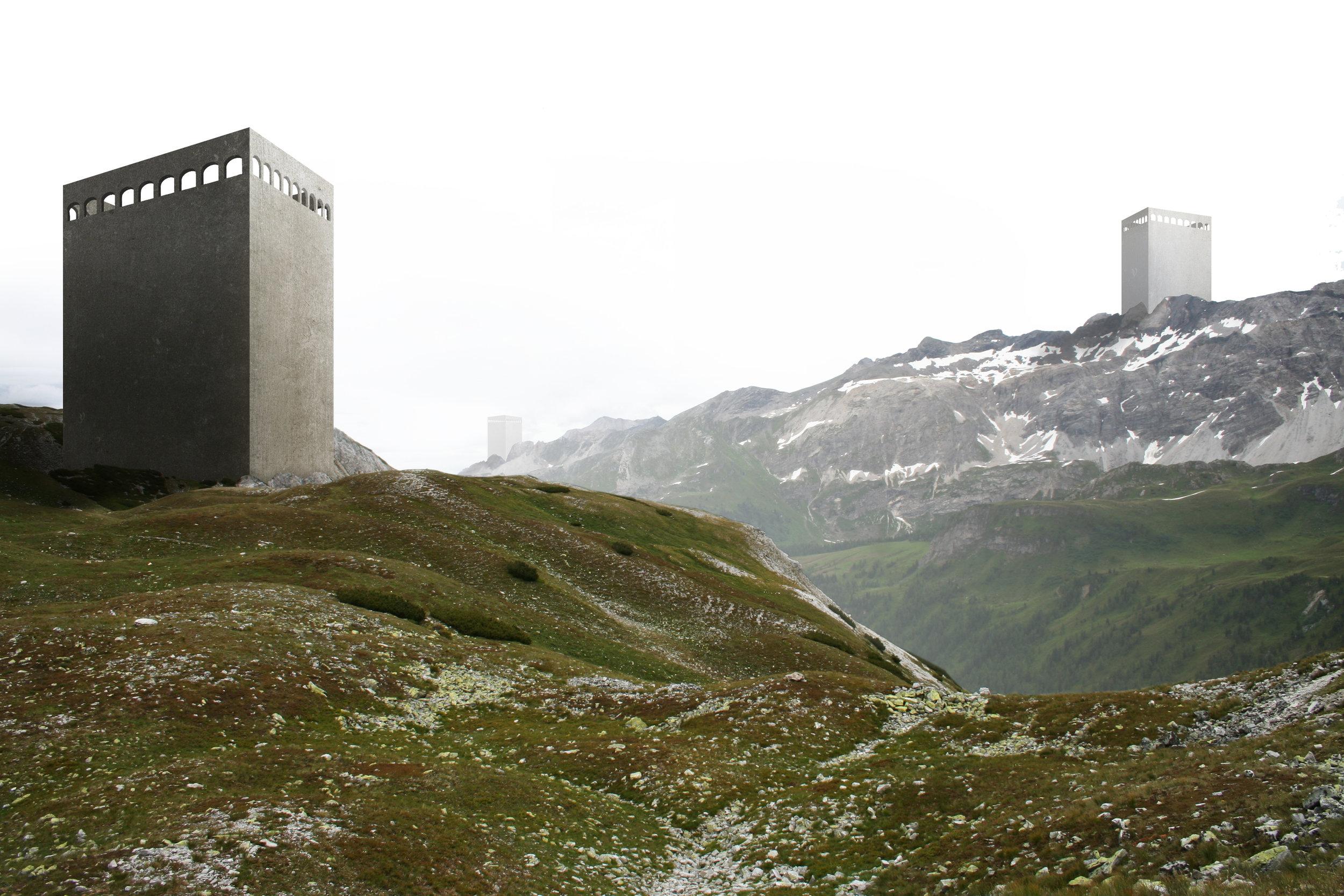 Alpenstaat