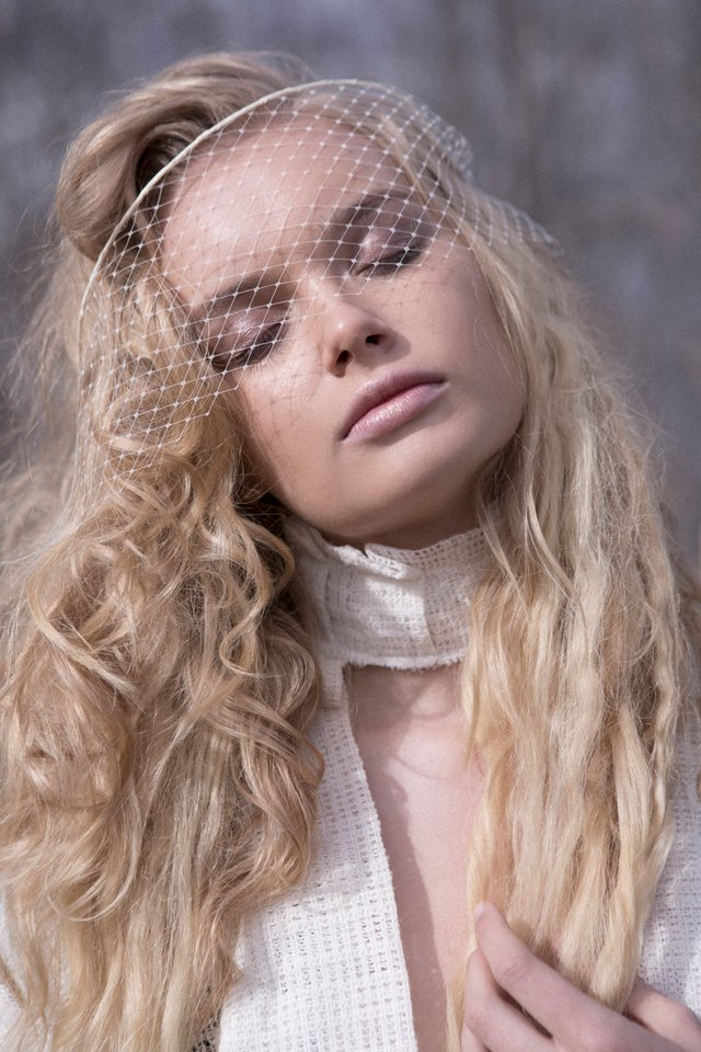 Deja Vu - Pump Magazine editorial featuring makeup by Katie Saarikko