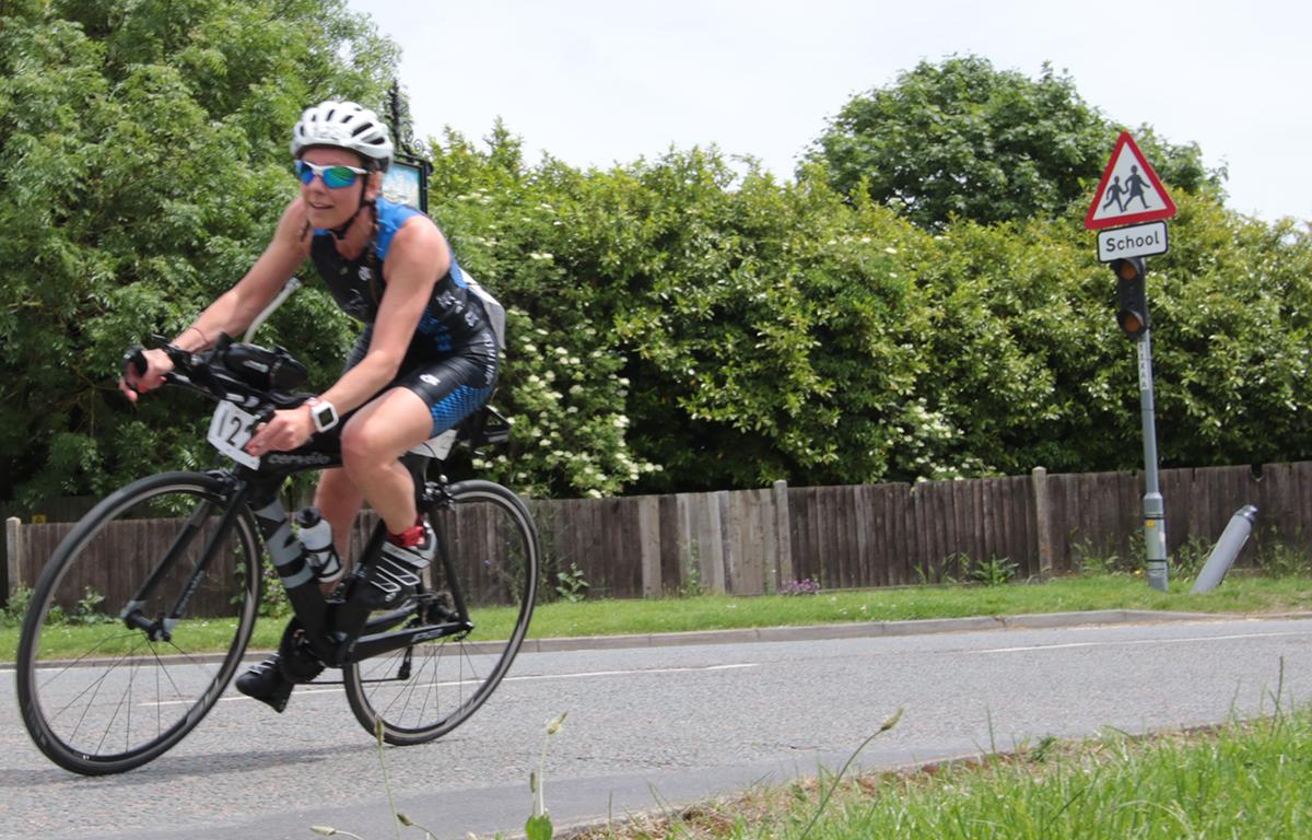 Louise Young - JBR Run & Tri Club