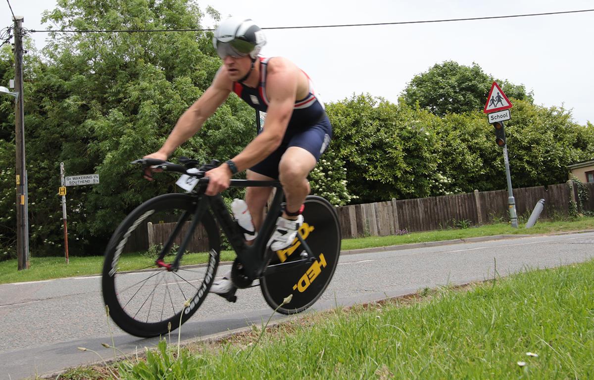 David Pennington - JBR Run and Tri Club