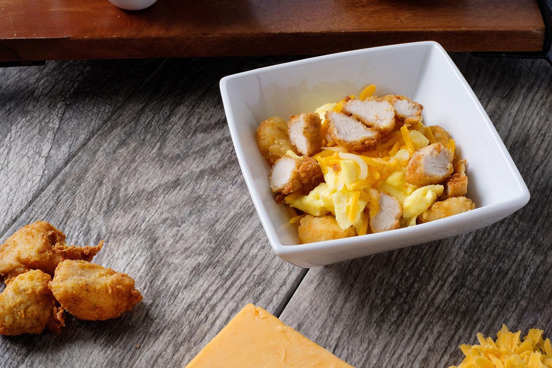 Real Chicken.Rigorous Standards. -