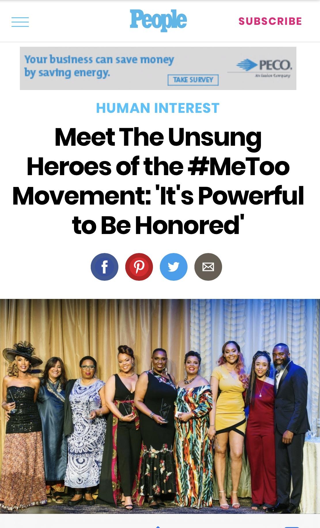 From left: Kenyette Barnes, Sohini Bhattacharya, Aishah Shahidah Simmons, Oronike Odeleye, Kalimah Johnson, Luz Marquez Benbow, Aleesha Barlow, Tynesha McHarris, and Darnell Moore