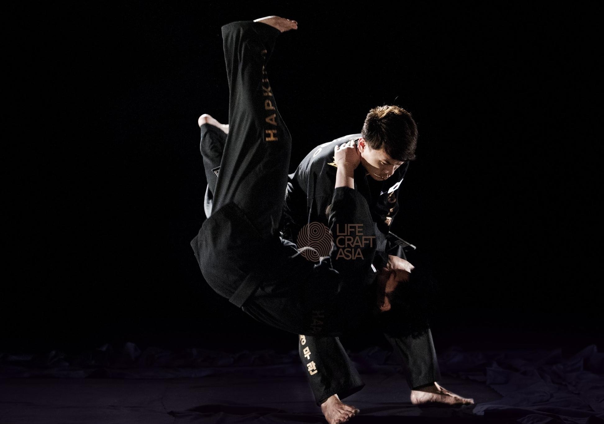 Hapkido - LifeCraft Asia