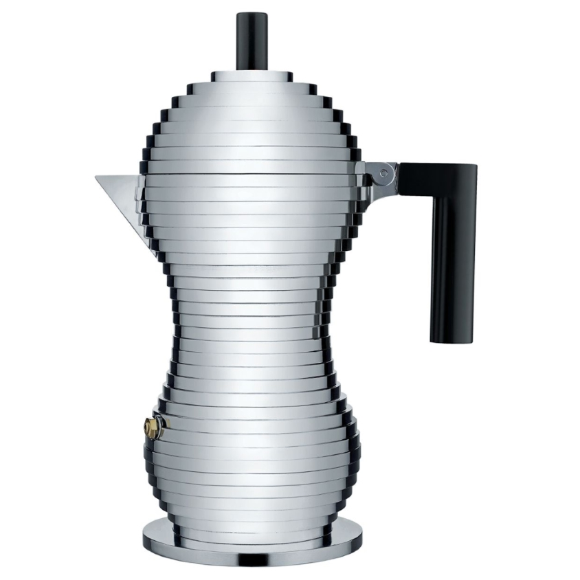 Alessi Pulcino Stove Top Espresso Coffee Maker | Saks Fifth Avenue