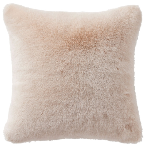 Waterford Belissa Faux-Fur Square Pillow | Neiman Marcus