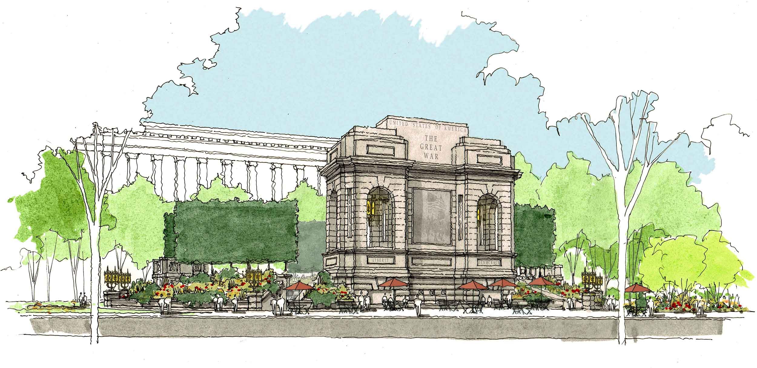 Memorial Design Classical North Perspective.jpg