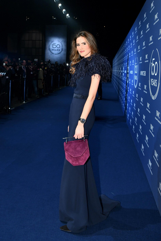 Wearing Tot-Hom dress, Rabat jewels and M2Malletier bag