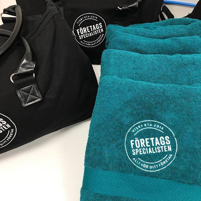 Vi kittade upp vinnare och runner-up i X-fire Games med varsin handduk och väska i helgens tävling. Grattis till vinnarna!