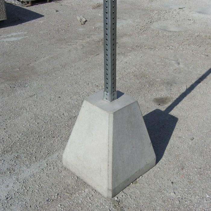 Pyramid Bollard