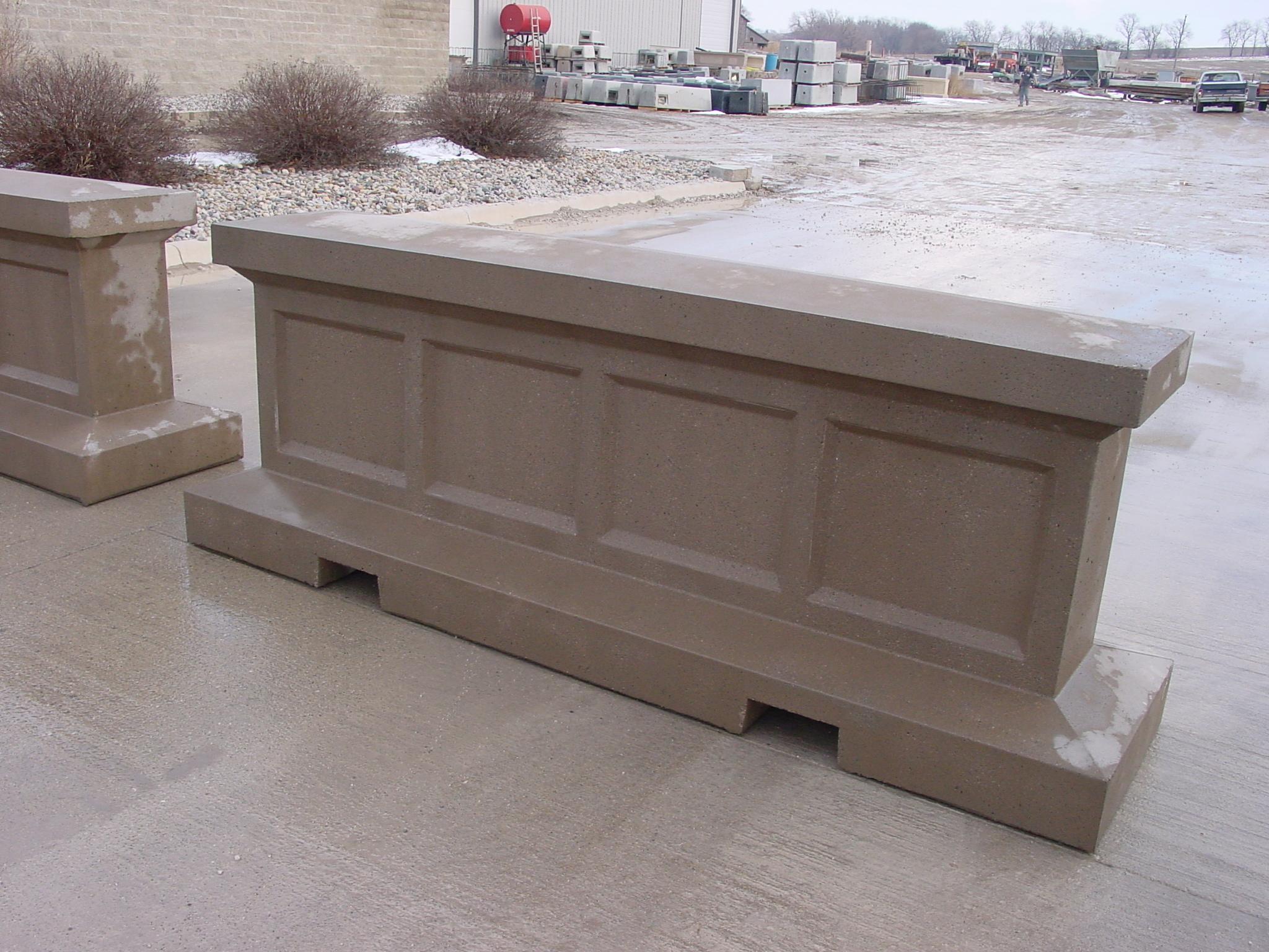Decorative Barrier (Petersen)
