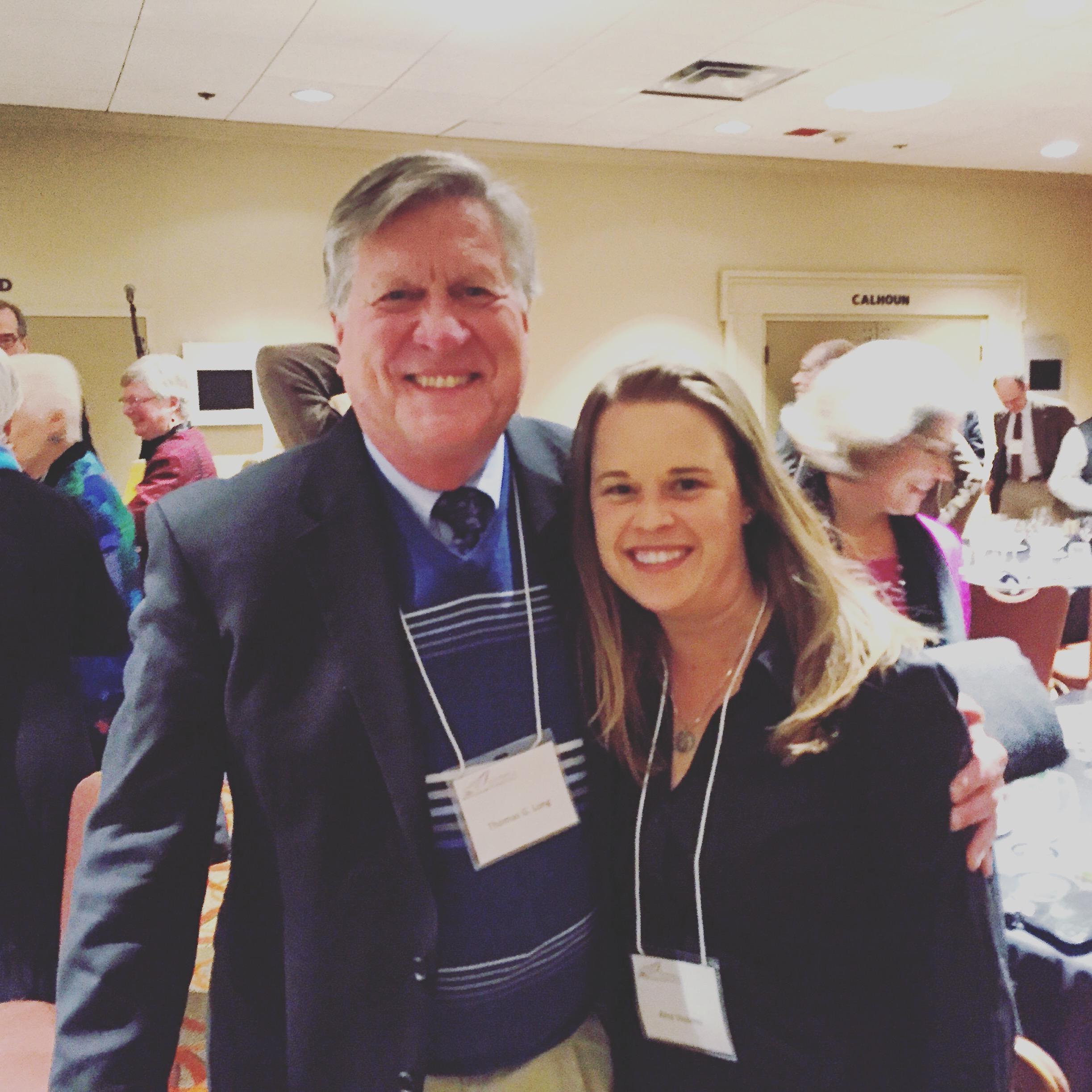 Dr. Tom Long/The Academy of Homiletics, Nashville, TN, 2014