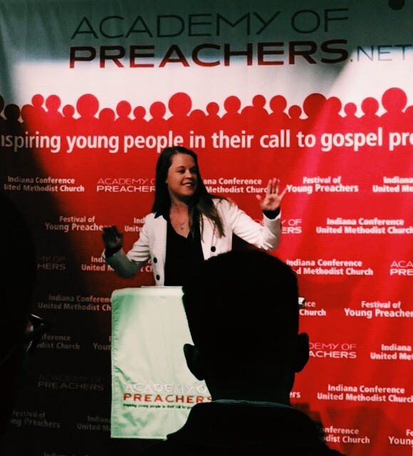 Academy of Preachers, Dallas, TX, 2015