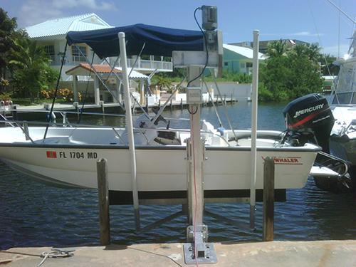 PWC 3000 Personal Watercraft Lift