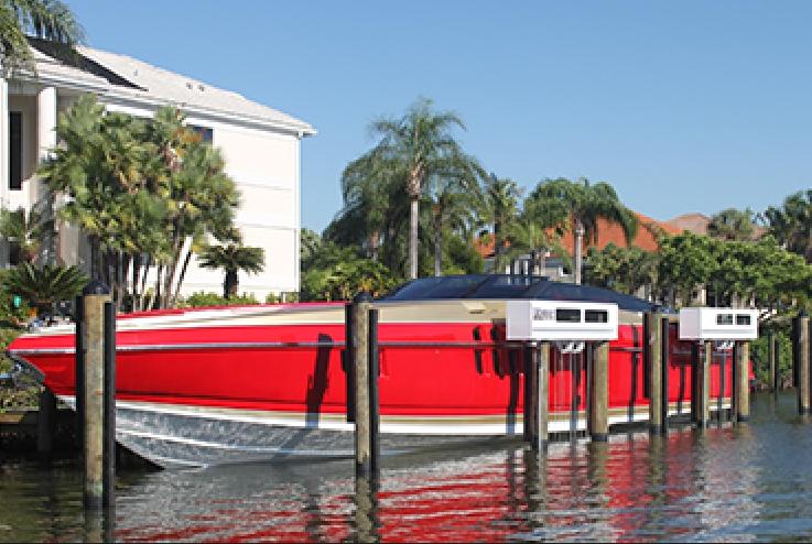 Titan Yacht Boat Lift