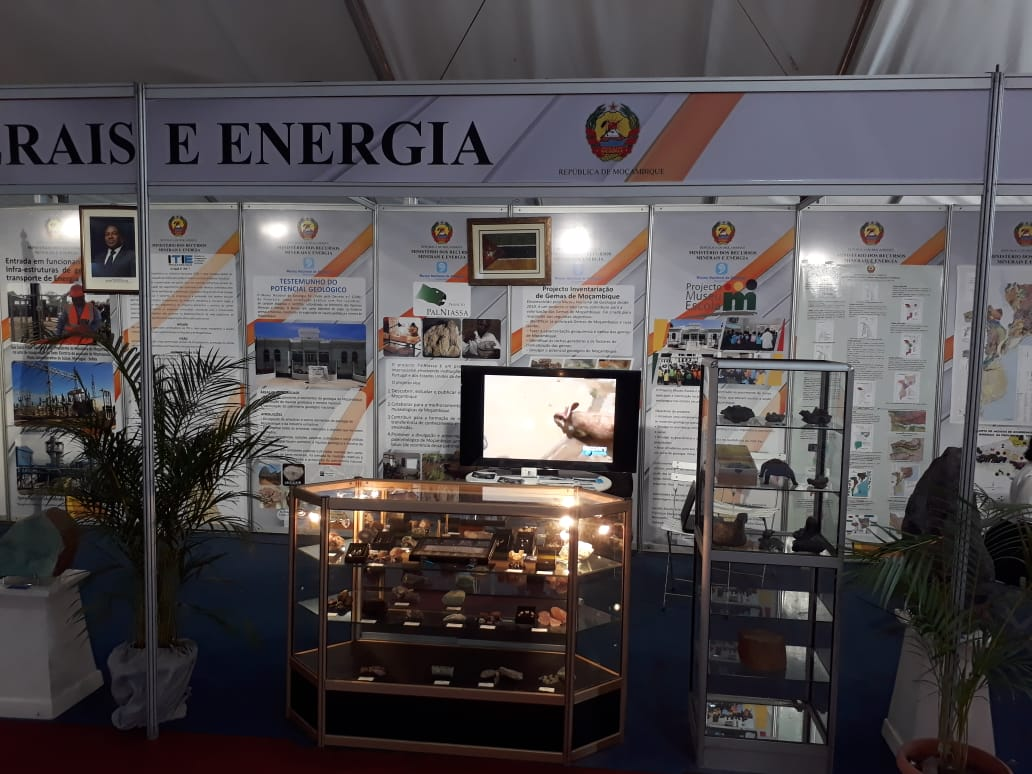 A general overview of the stand at FACIM 2018.