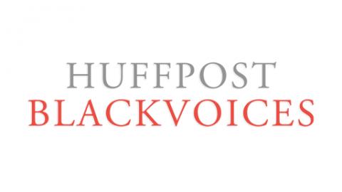 HuffPo Black Voices Logo