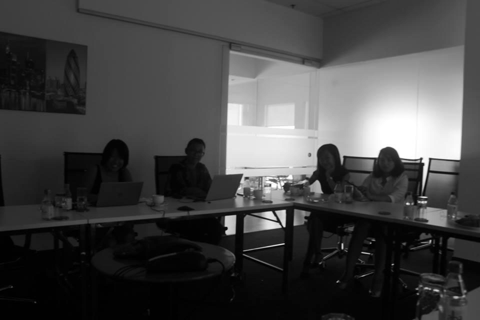 360 Agency Berlin Workshop in Vietnam