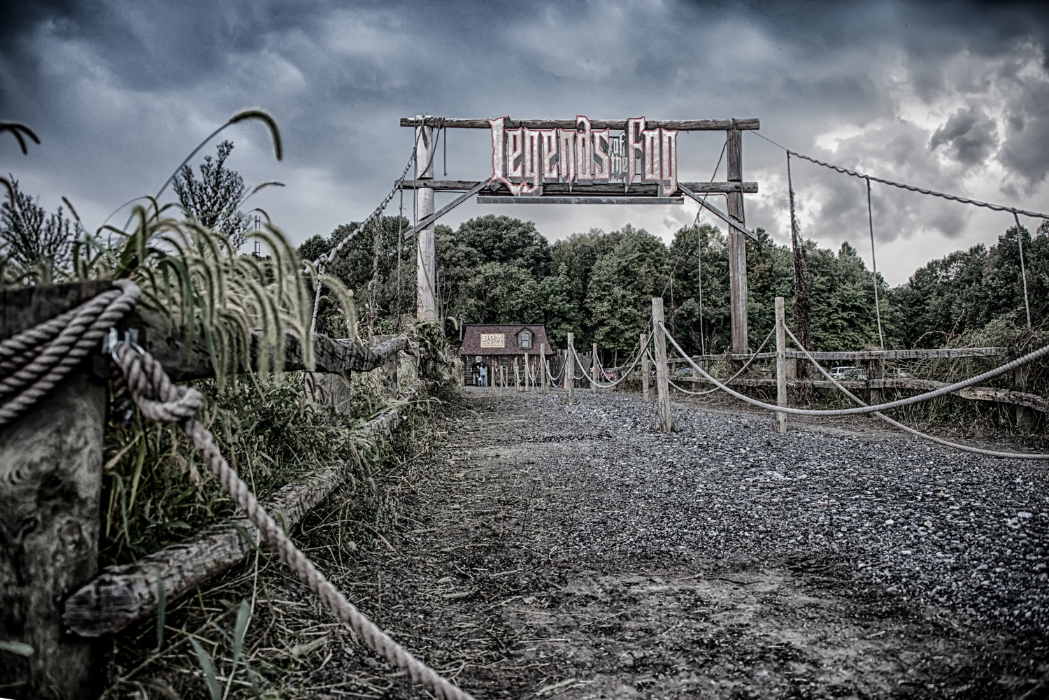 Top Haunted Attractions in Maryland   Scariest Haunted