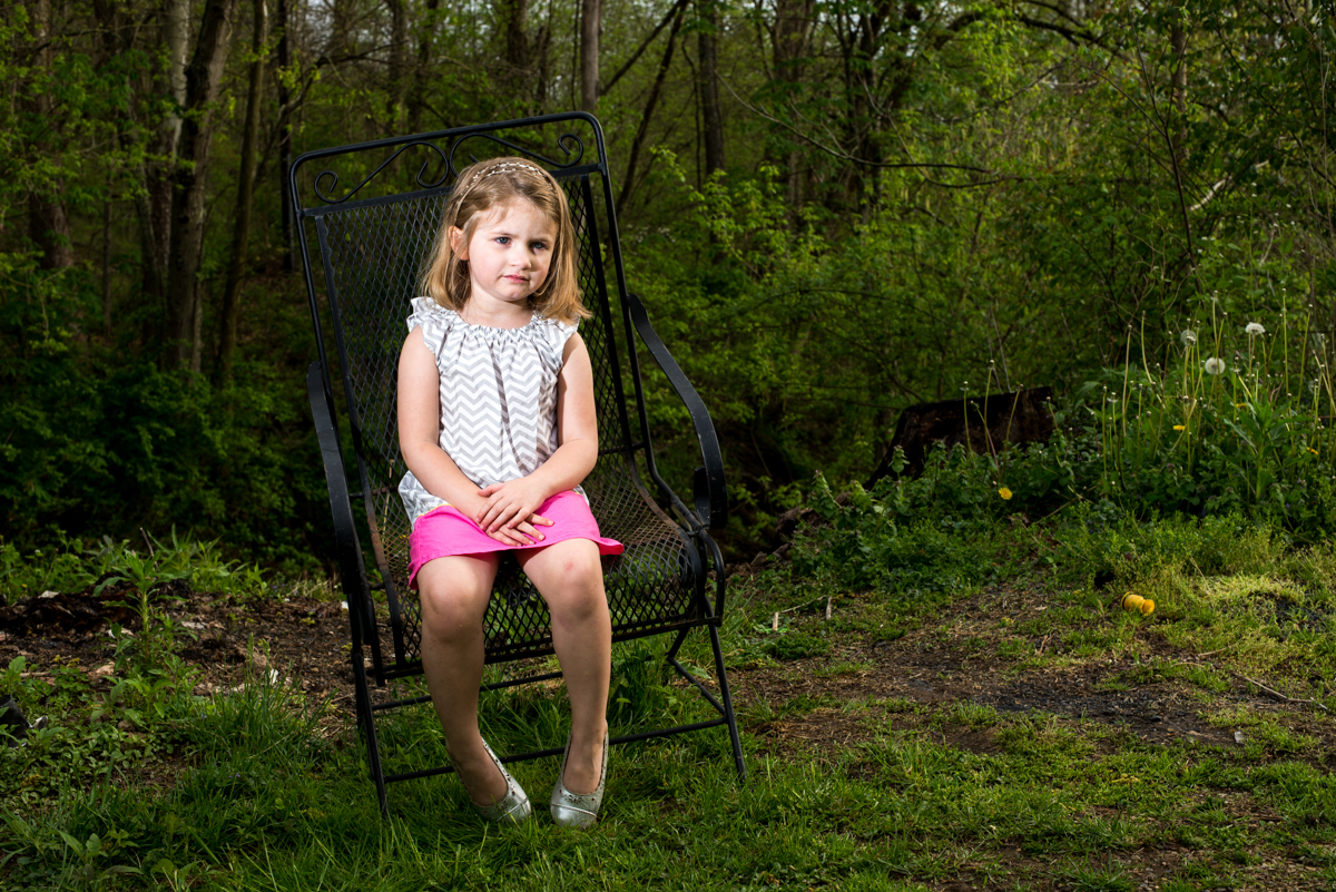 Emma Steenrod, 3. Lived in Murray City her whole lives, the third generation in her house.