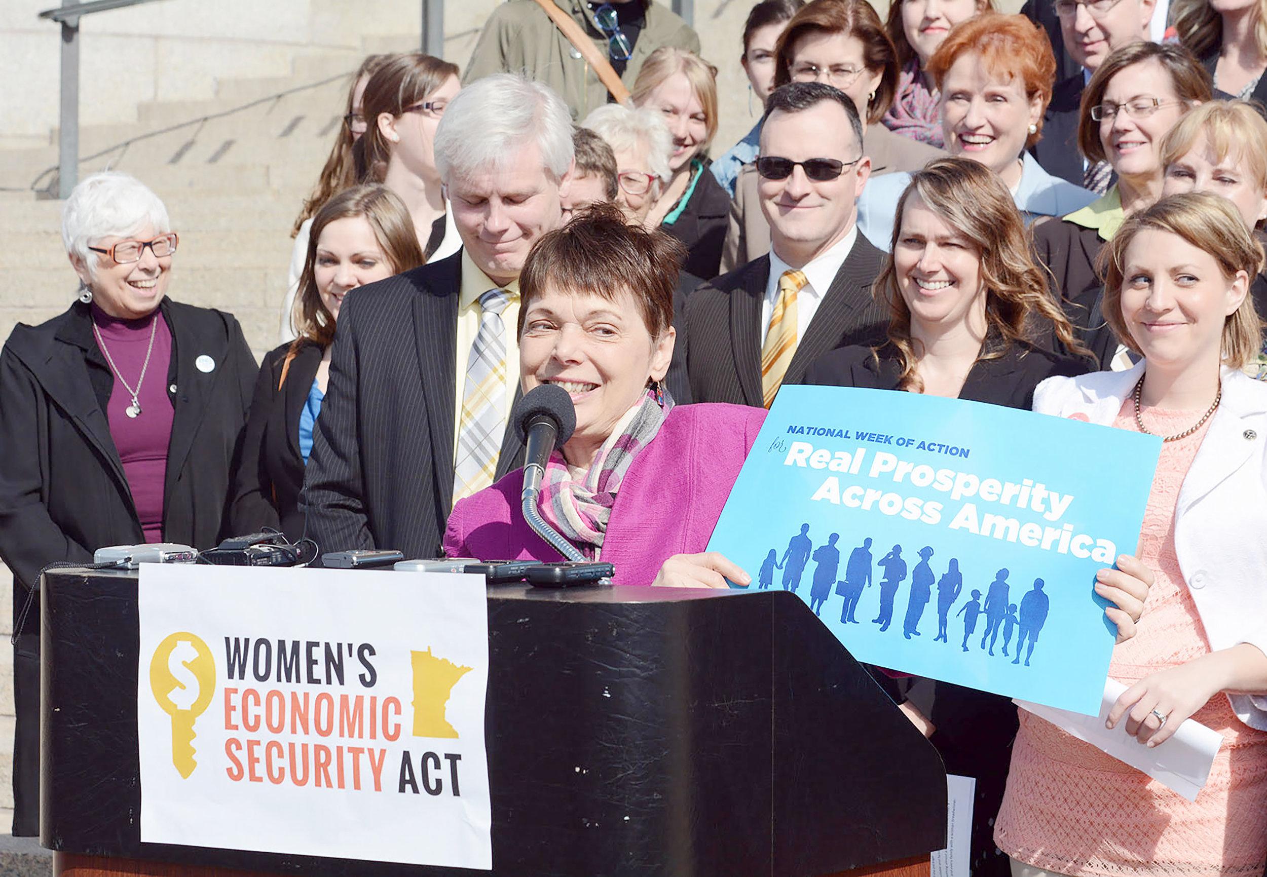 Women's Economic Security Act 2014