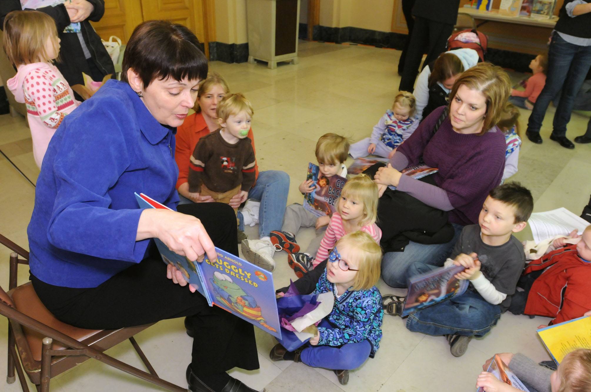 Investing in K-12 and expanding early childhood education is a top priority for Sandy. Include education achievements.
