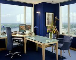 Blue Office - The Study Room London