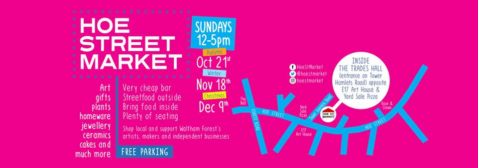 Hoe Street Market Flyer - The Study Room London.jpg