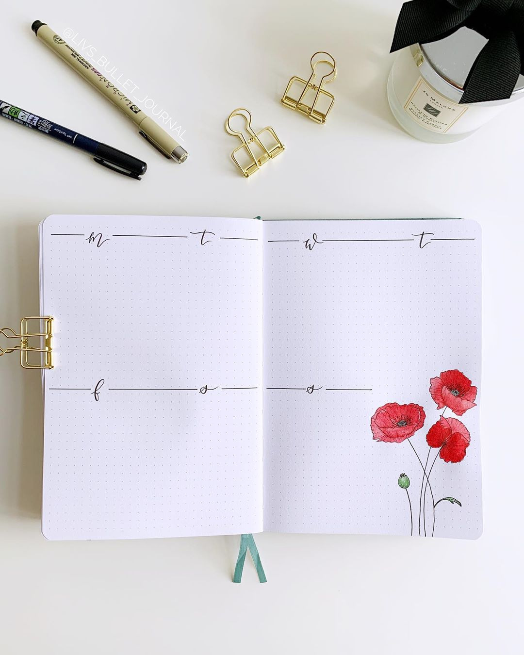 Livs Bullet Journal - #PlanWithMeIRL - Methodical (2).jpg