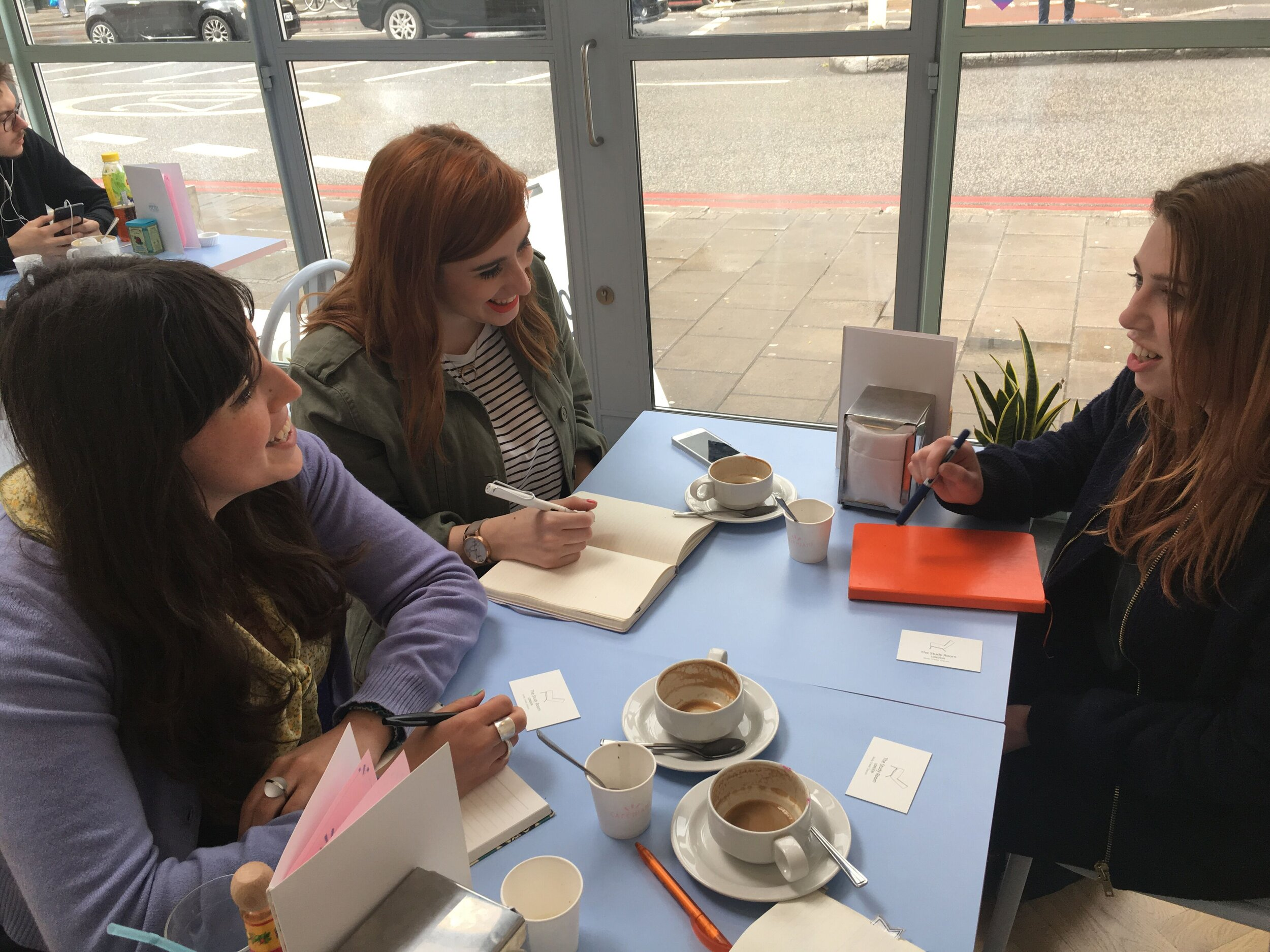 Introduction to Bullet Journaling (2) - The Study Room London.jpeg