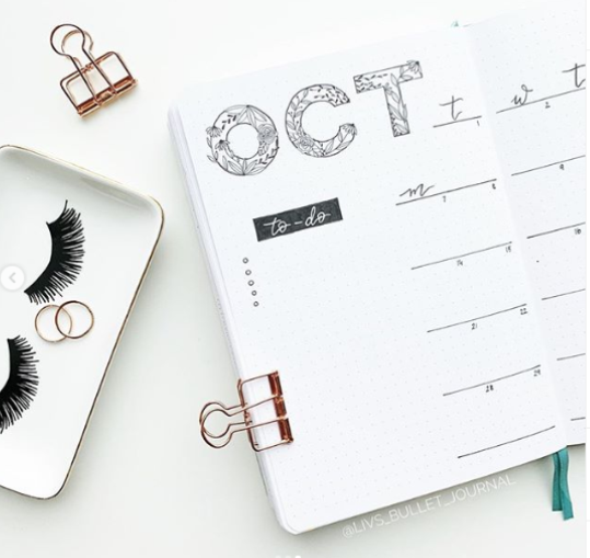 #PlanWithMeIRL Livs Bullet Journal Instagram Spread Oct - Methodical.png