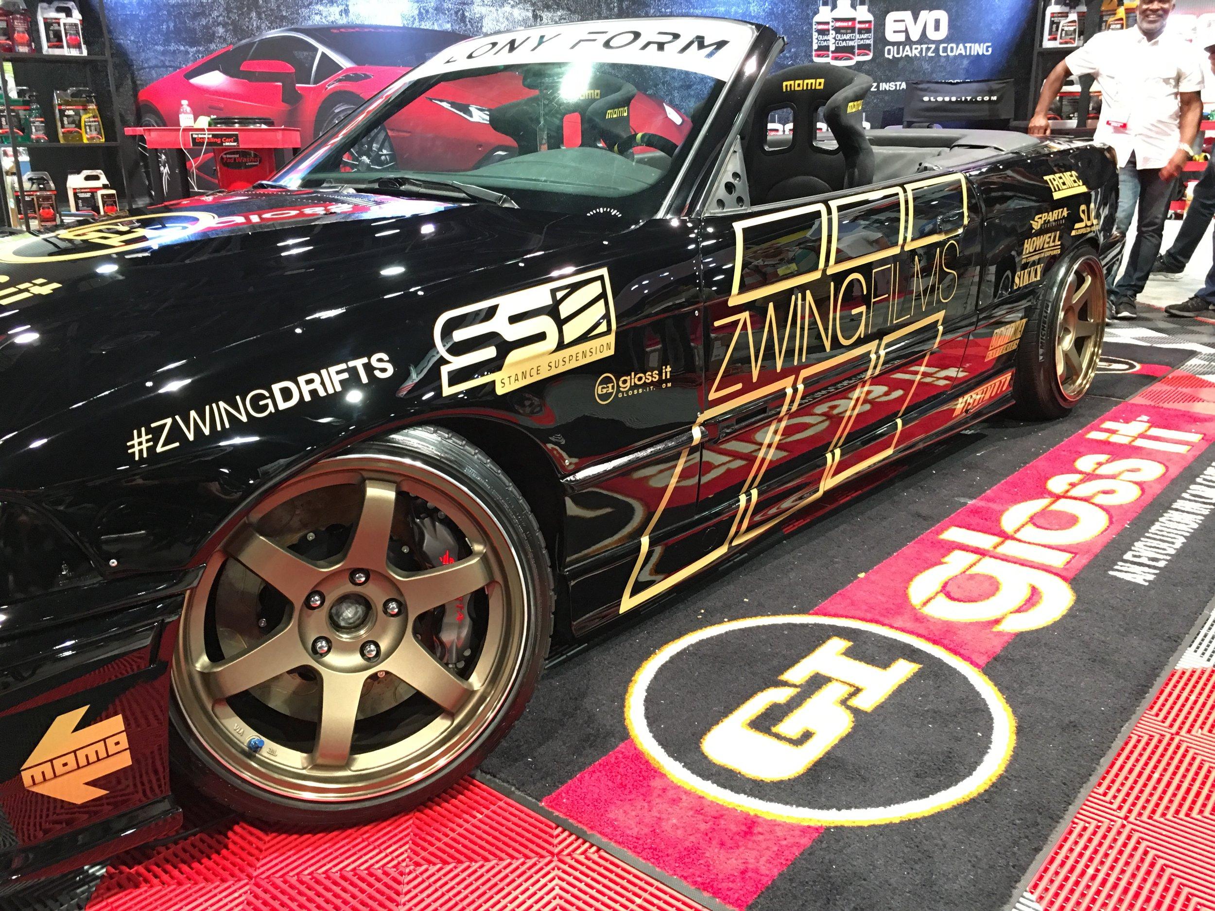 Zach (Zwing Films) BMW