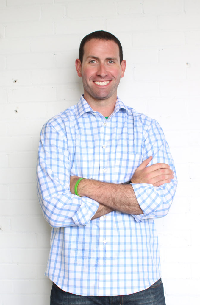 """Brad McNamara, CEO and co-founder of Freight Farms, is speaking at the inaugural Boston Food Tank Summit, """"Investing in Discovery."""""""