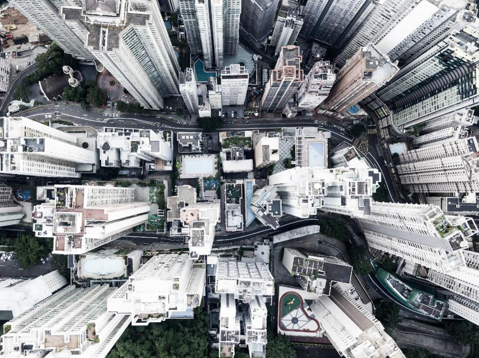 The rooftops of our cities are wowefully under-utilised, despite the constant-battle for land (Image credit: Shutterstock)