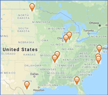 Black Gold Farms has production in 11 states.