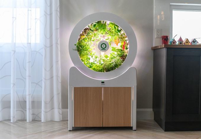 Ogarden Smart Grow An Indoor Garden Of 90 Fruits Veggies Igrow
