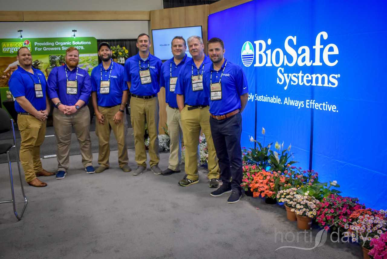 The BioSafe team launched an application making it possible to control your irrigation system remote and on mobile devices. More to follow...