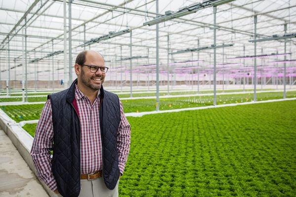 John Green has been named CEO of Revolution Farms. (Courtesy photo)