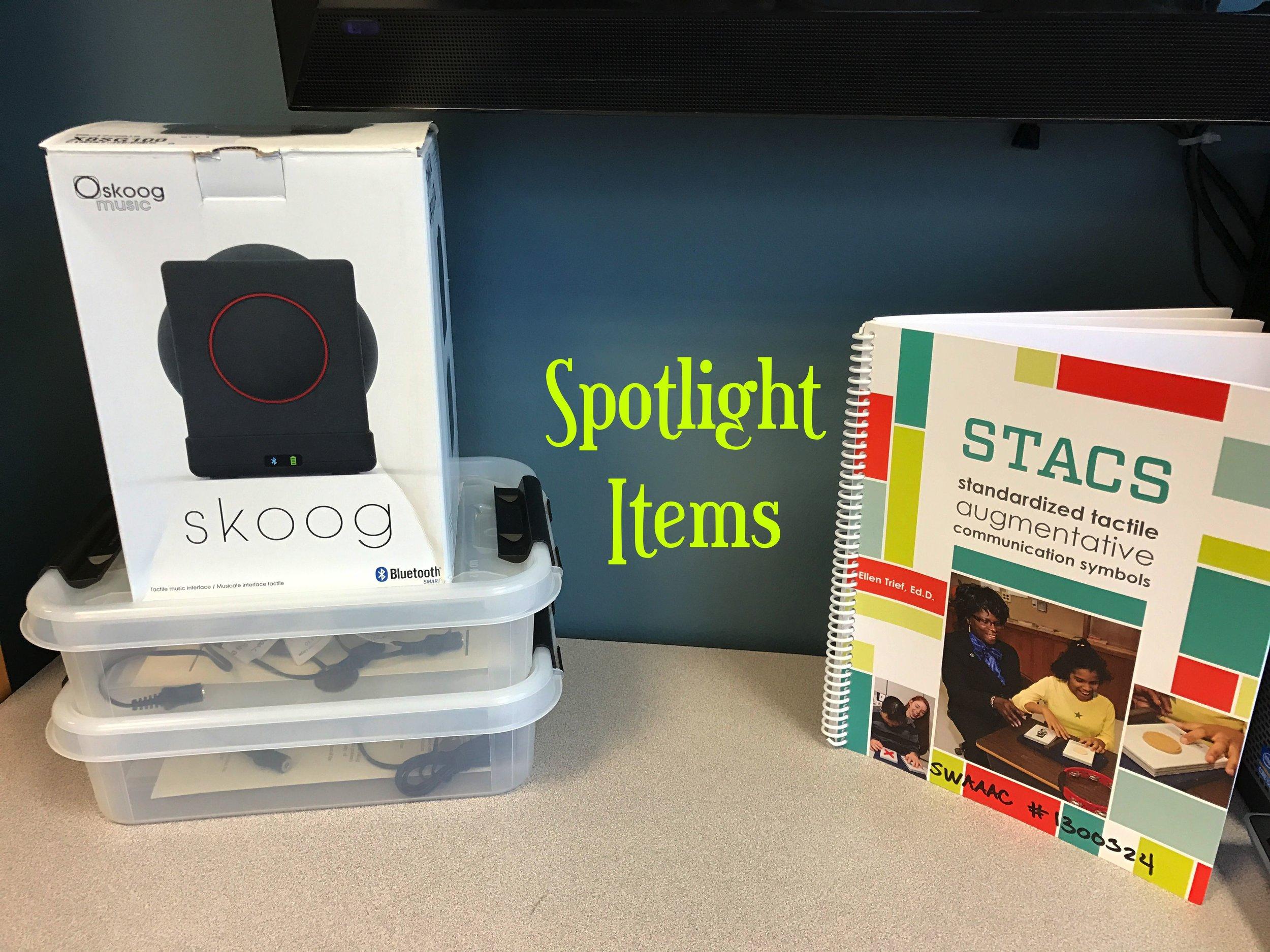 spotlight items