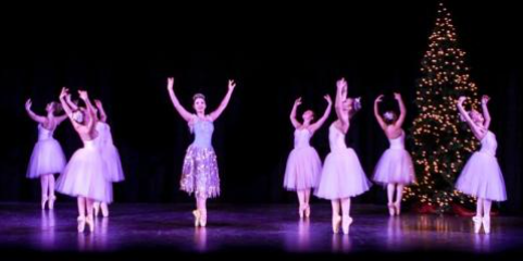 The Ridgefield School of Dance and The Beauty of Ballet December 21, 2015