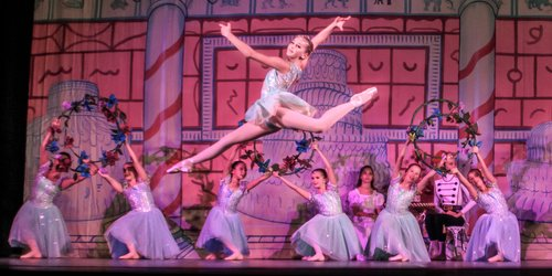 The Nutcracker, december 2015