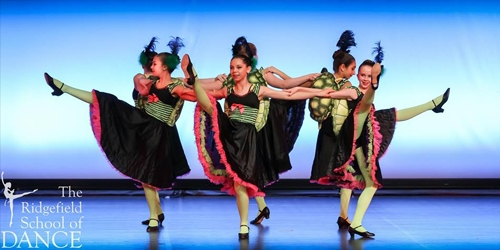 2017 Spring Performance: Les Sylphides, untitled, carnival of the animals