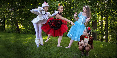 Ridgefield School of Dance presents Alice in Wonderland, Sleeping Beauty, and High Gear