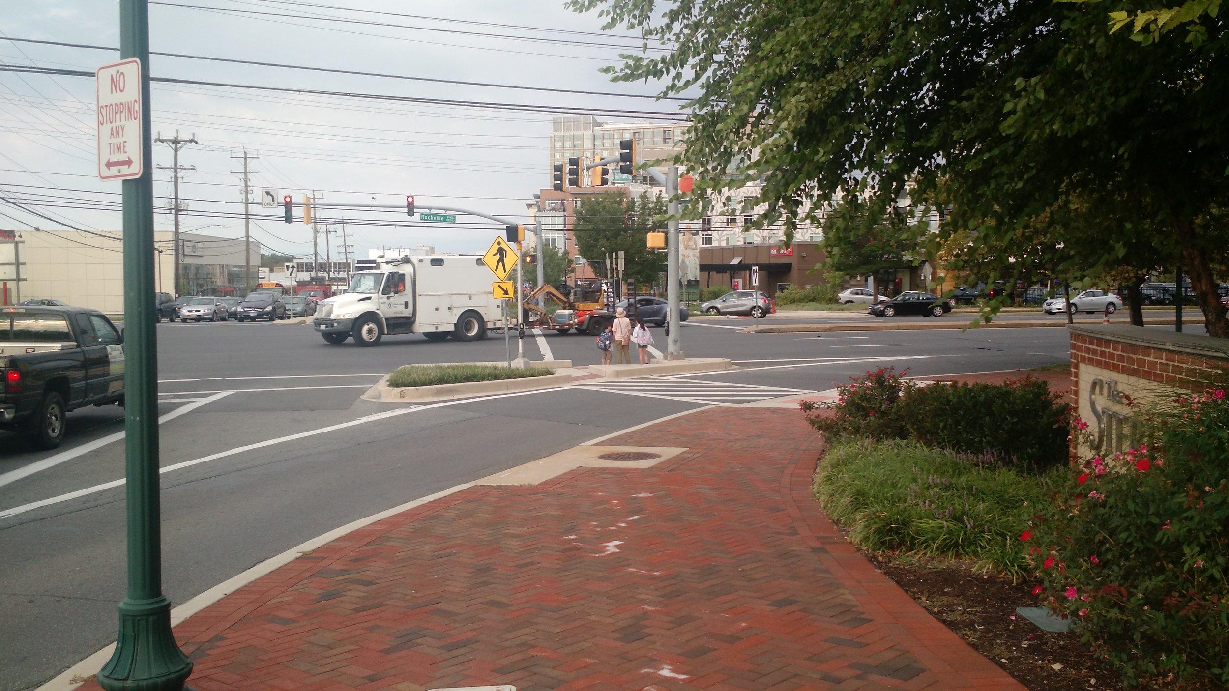 355 & Old Georgetown Road
